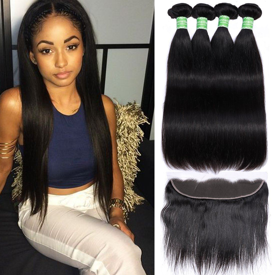 straight bundles with frontal