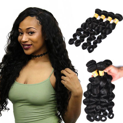 loose deep wave 4 bundles