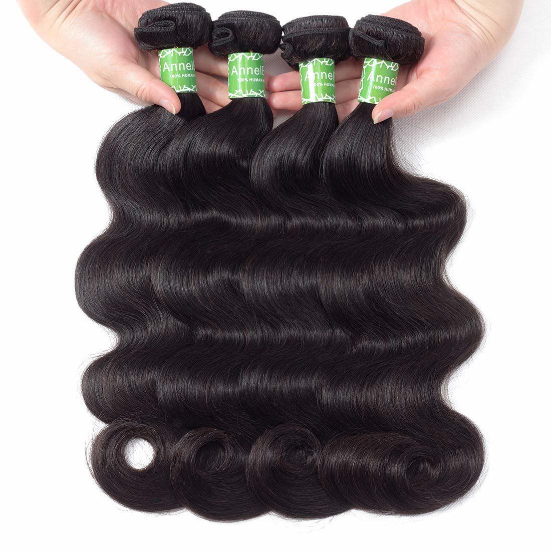 Brazilian Hair Body Wave Unprocessed Virgin Brazilian Body Wavy Human Hair Weave
