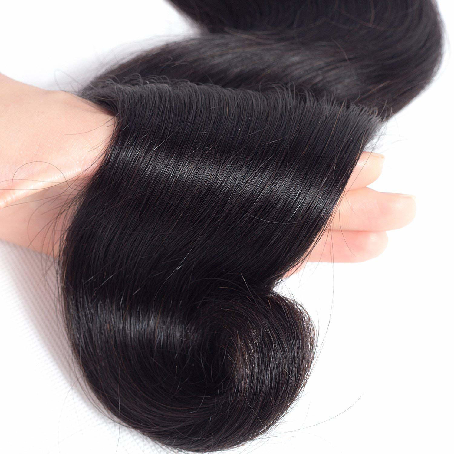 Brazilian Virgin Hair Body Wave Unprocessed Virgin Brazilian Body Wavy Human Hair Bundles