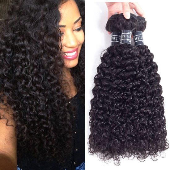 Wholesale  Hair Brazilian Curly Hair Weave Bundles Brazilian Virgin Kinky Curly Human Hair Weave