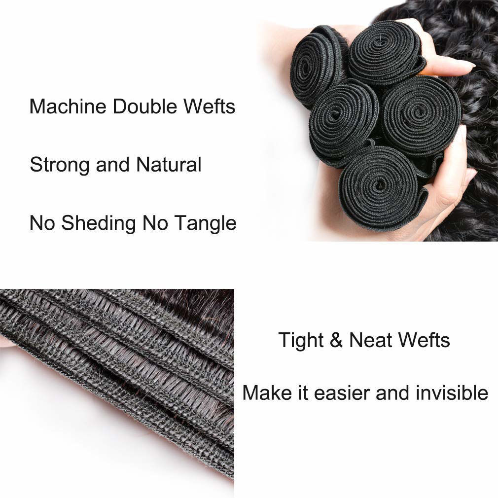 Brazilian Virgin Hair Water Wave Unprocessed Virgin Human Hair Extensions Water Wave Wholesale Hair