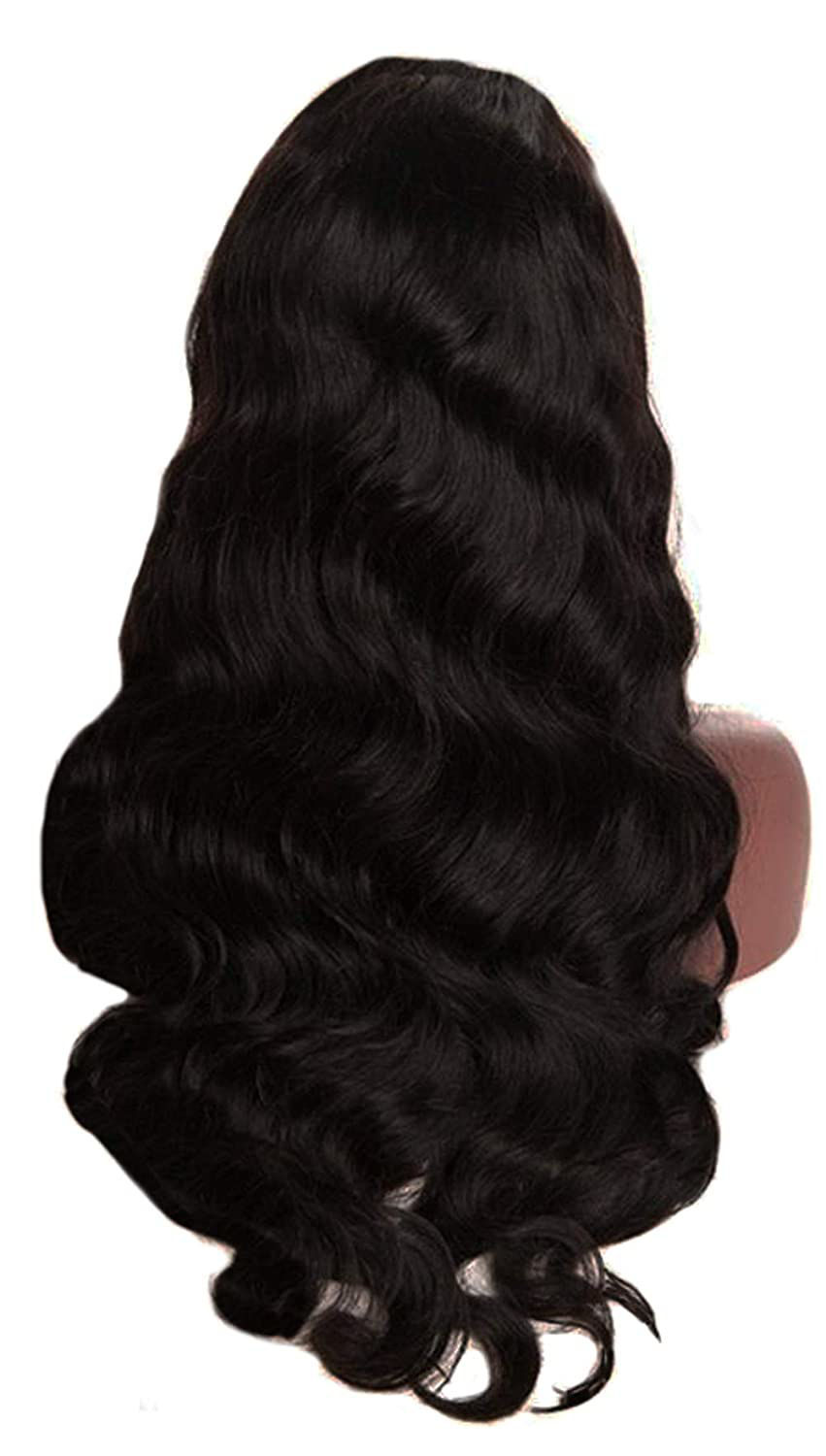 Remy Human Hair Wigs Body Wave Lace Closure Wig Human Hair 4×4 Lace Closure Wig for Black Women 3