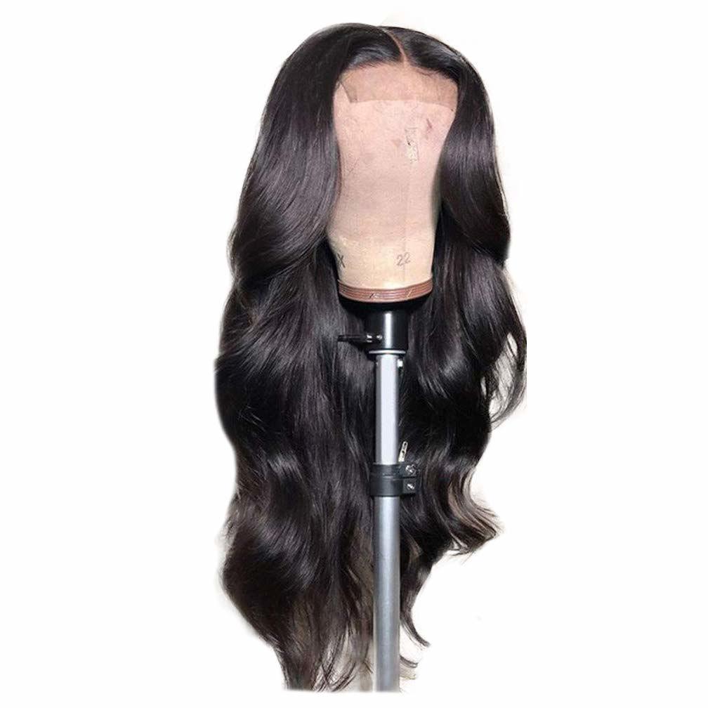 Wigs Human Hair Lace Closure Wig Body wave Deep Wave Bundles Straight Wig Virgin Hair for Black Women 2